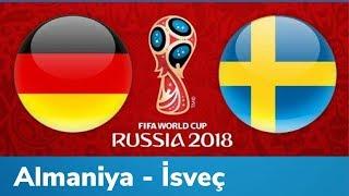 DÇ-2018: Almaniya - Isveç 2-1 2ci Tur (F Qrupu)