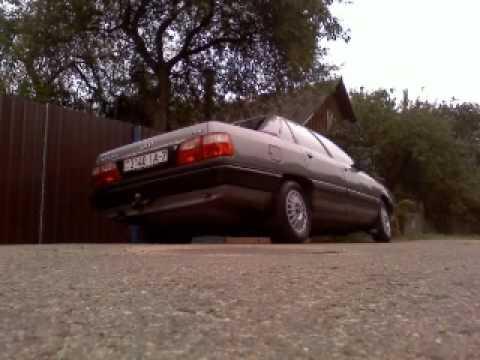 Купите Audi 100 и не надо не какого УАЗика [Audi 100 Club]