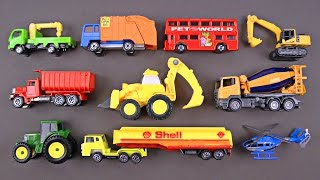 Best Toddler Learning Videos Street Vehicles for Kids #1 Fan Favorite Cars Autos Trucks for Children