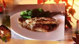 Курица в горчичном соусе на обед празничного стола
