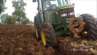 ploughing 2015 john deere 6200 pietro moro