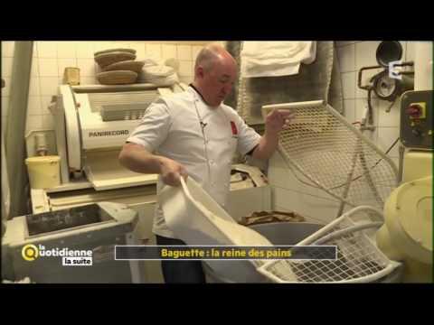 Baguette : la reine des pains - La Quotidienne la suite