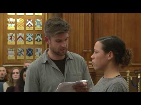 King's College London Shakespeare Moot