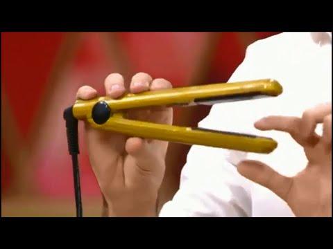 Как правильно пользоваться утюжком для волос