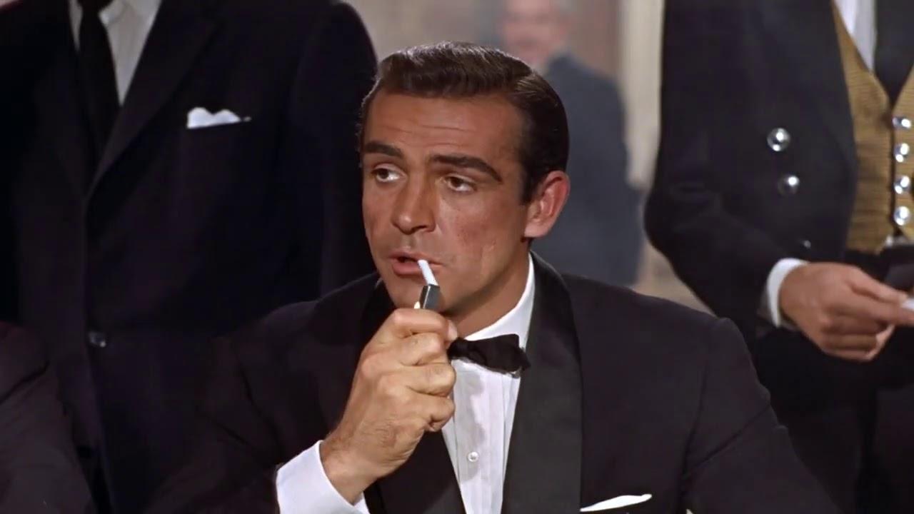 DR. NO   Bond, James Bond. - Sean Connery