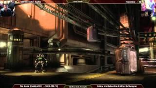 The Break #252   IGAU L4   EMPR Boopiter Jupiter VS Theonidas