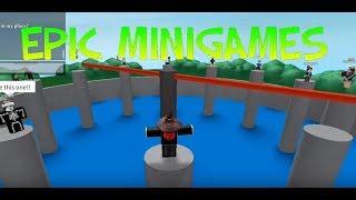 Roblox Epic Minigames | TEAMWORK!