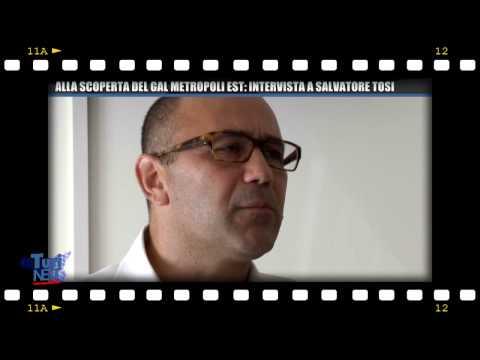 TURINET 1   ALLA SCOPERTA DEL GAL METROPOLI EST, INTERVISTA A SALVATORE TOSI