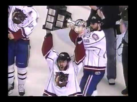 Hamilton Bulldogs win the Calder Cup (2007) (AHL)
