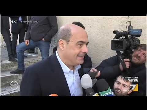 """Nicola Zingaretti: """"Il presidente Conte sta lavorando a togliere i 'decreti propaganda' che ..."""