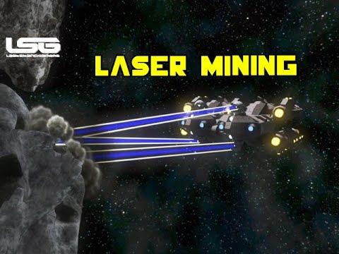 Space Engineers - Laser Mining
