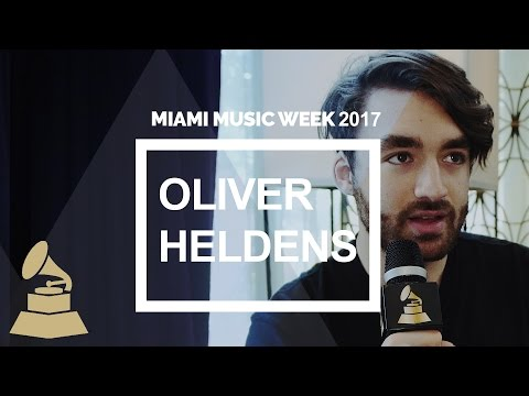 Oliver Heldens on Mixtapes, Coachella & More | Ultra 2017 | The Recording Academy / The GRAMMYs