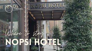 NOPSI hotel New Orleans, LA