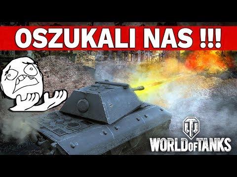 OSZUKALI NAS !!! - Rekompensata z dupy - World of Tanks thumbnail