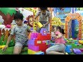 ABCkidTV Misa with activities video for kids at indoor playground family fun   Video for kids