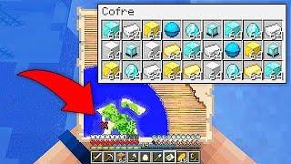 Minecraft Survival  Como Usar El Mapa Del Tesoro  Mundo Elioditos Cap 10