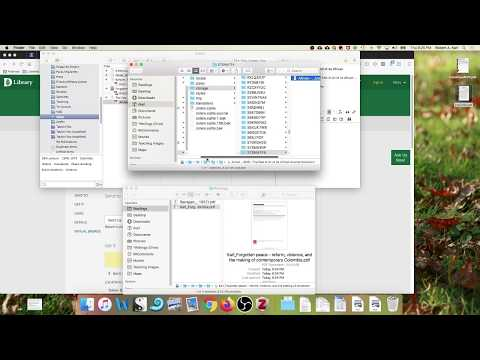 Workflow Hack #3: Organize Your Existing PDFs for Anywhere Access With Zotero + Zotfile