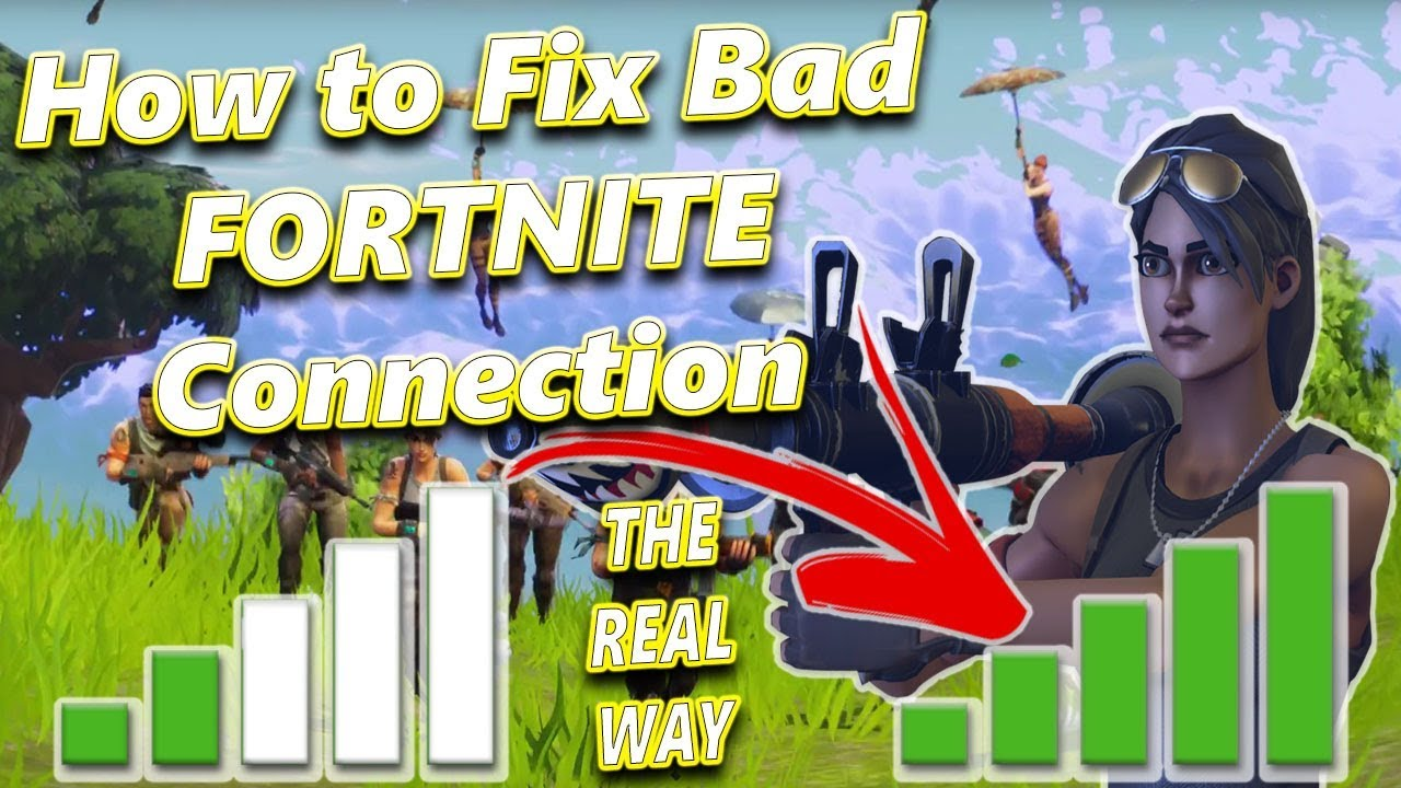 How to STOP LAG on Fortnite! (PC, Xbox, PS4 & Switch) | Fix High Ping, NAT  Issues, Faster DNS +more
