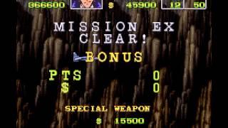 U.N. Squadron - U.N. Squadron (SNES / Super Nintendo) - User video