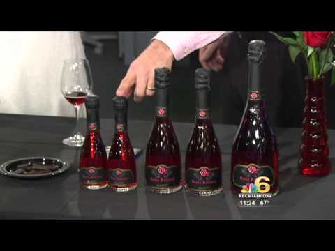 Rosa Regale NBC6 LIVE MIAMI 2012 - click image for video