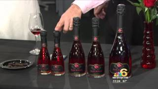 Rosa Regale NBC6 LIVE MIAMI 2012