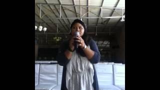 Timro haat samai aant batulchu by Anjali