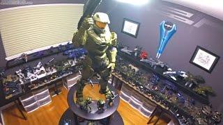 Room 117: My own Halo & Mega Bloks museum!