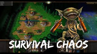 Survival Chaos - We come in Drinks! | Piripi Night | Warcraft 3