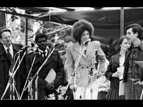 Angela Davis at Occidental College (1984) Mp3