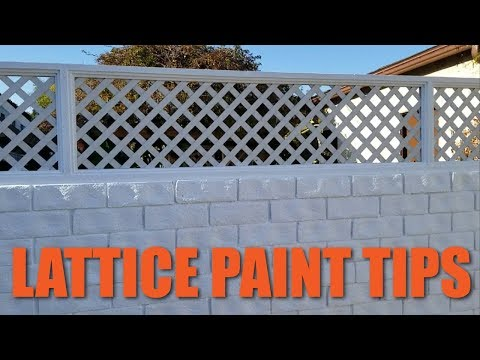 lattice-fence-tips-|-lucky-7-landscapes-(makeover-part-7)
