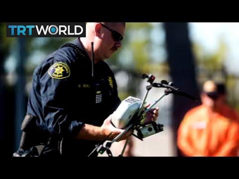 LA police drones