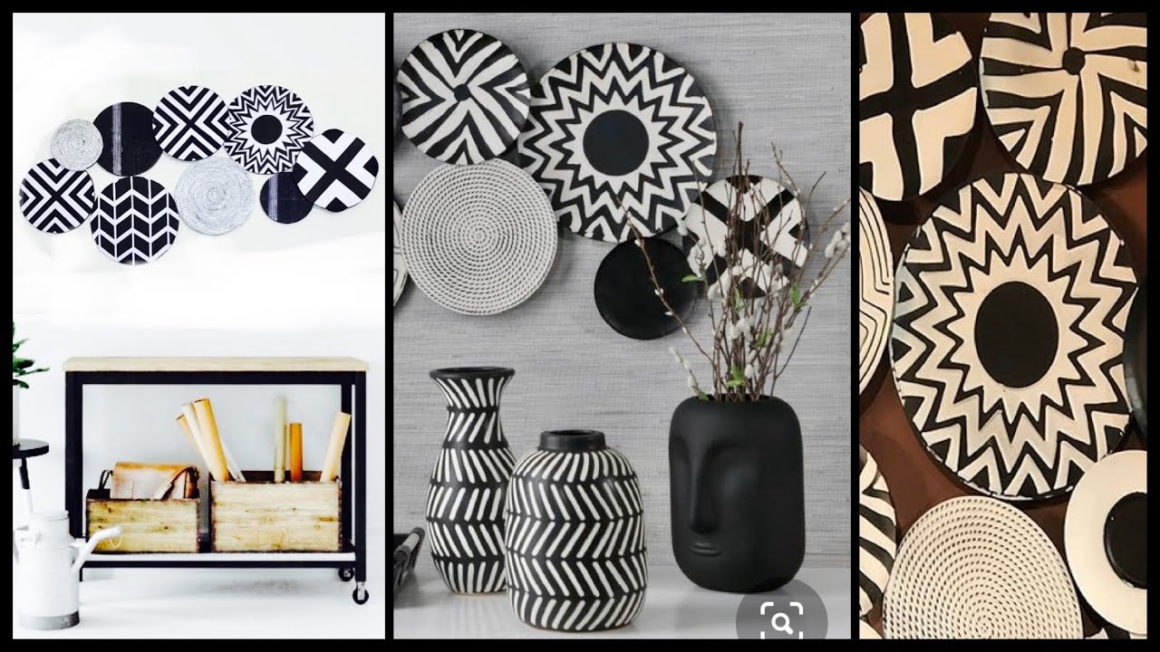 6 Beautiful Patterned Wall Decor Ideas For Your Living Room Gadac Diy Home Decor Diy Room Decor Youtube