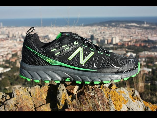New Balance MT 610v4 Review - YouTube