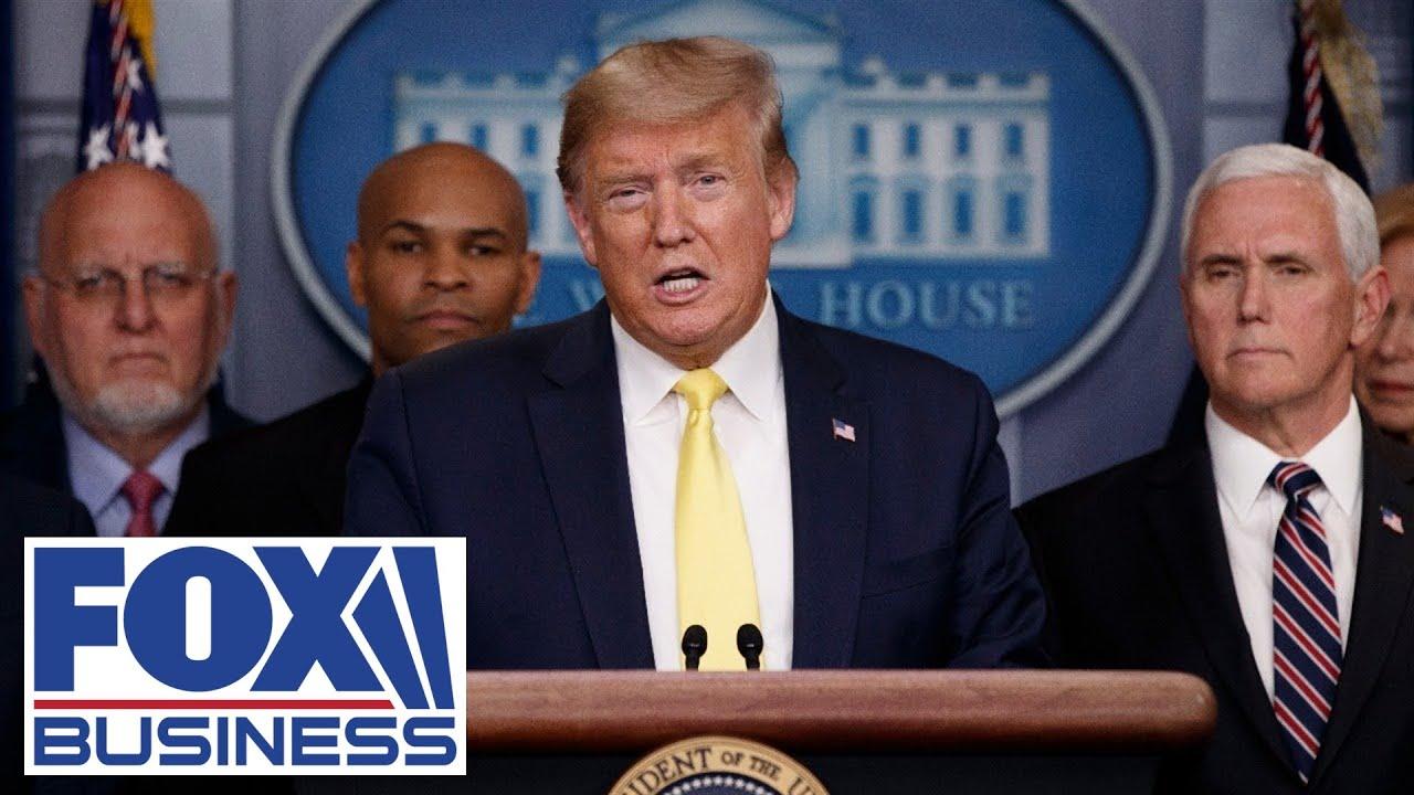 Trump, Coronavirus Task Force holds press briefing at White House | 4/23/20