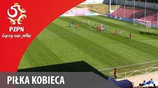 U-17 kobiet: Skrót meczu Polska - Włochy