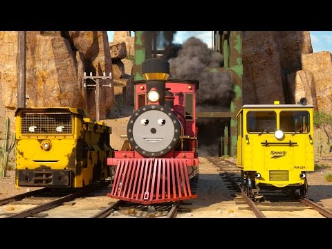 Thumbnail: The Mine Adventure With Shawn the Train and Team | Train Videos For Children