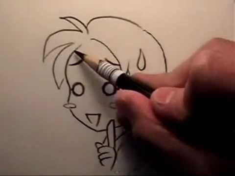 สอนวาดการ์ตูนน่ารัก