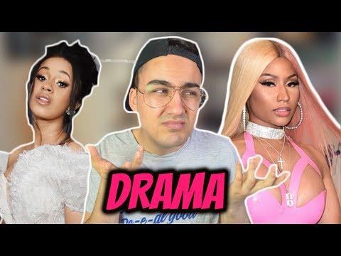 Todo sobre el drama Nicki Minaj vs Cardi B  JJ