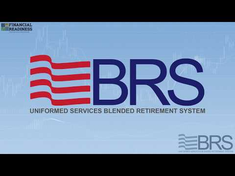 How To Opt-In To BRS: Army, Navy & Air Force