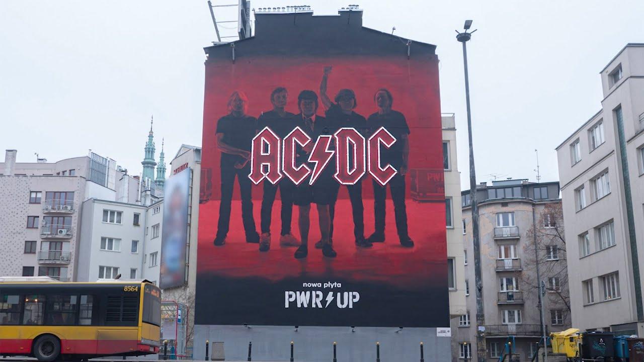 AC/DC PWRUP-UP