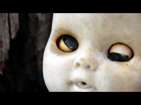 Haunted Doll Caught Moving While On Camera