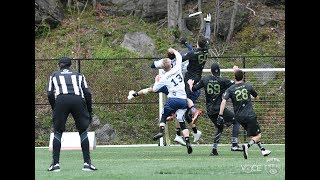 AUDL 2019: Montreal Royal at New York Empire — Game Highlights