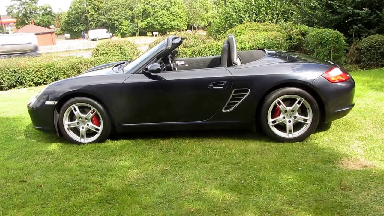 porsche 987 boxster s at pct porsche specialists youtube. Black Bedroom Furniture Sets. Home Design Ideas