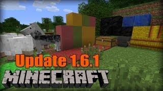 Minecraft Update 1.6.1 - (01.07.2013): Review