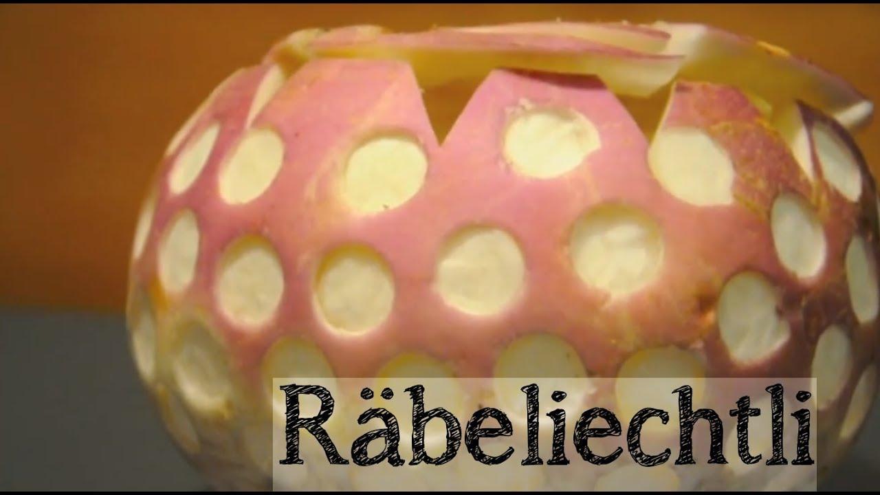 Räbeliechtli A Swiss Tradition - YouTube