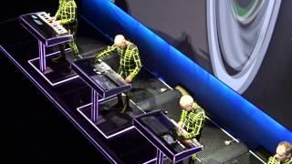 Kraftwerk.Autobahn Encore!!! Amsterdam Paradiso 2015