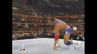 Kurt Angle vs The Godfather  |  RAW 11/15/99