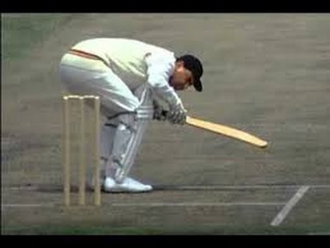 The Role of an Opening Batsman
