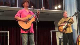 Watch Eric Bibb Connected video