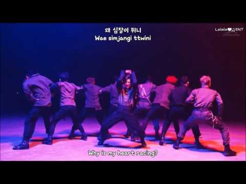 EXO - Monster (Korean Ver.) (eng sub + romanization + hangul) MV [HD]